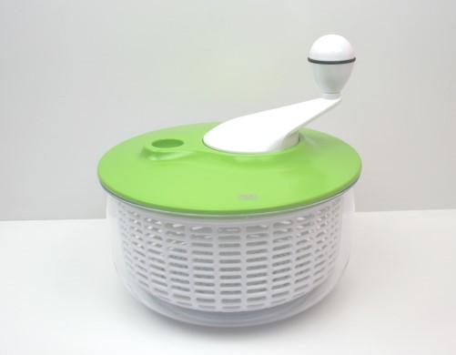 silit salatschleuder gr n salat schleuder aktion neu ebay. Black Bedroom Furniture Sets. Home Design Ideas