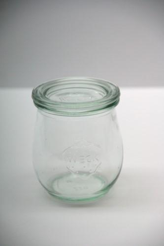 Weck-Mini-Tulpenglas-220-ml-Einkochglas-12-Stueck-NEU